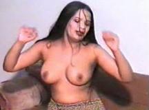 Naked sexy mujra
